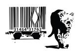 Barcode Giclée par Banksy
