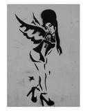Amy Reproduction d'art par Banksy