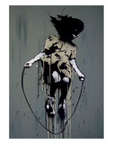 Skipping Reproduction d'art par Banksy