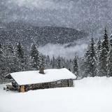 Bavarian Winter'S Tale II Reproduction d'art par Melanie Viola