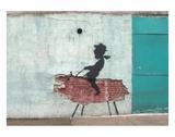 Petit cochon Reproduction d'art par Banksy