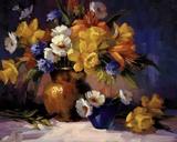 Daffodils Day Lillies