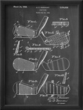 Golf Club  Club Head Patent