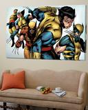 X-Men Evolutions No1: Wolverine