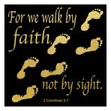 Walk By Faith 3