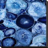 Agate in Blue I