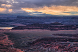 Sky Alchemy  Stormy Dead Horse Point  Moab Utah  Southwest US