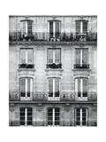 Across the Street II Giclée premium par Laura Marshall