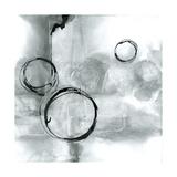 Full Circle I Gray Reproduction d'art par Chris Paschke