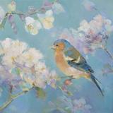 Birds in Blossom - Detail II