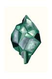Faceted Gem Emerald