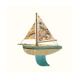Paper Cutout Boat B