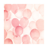 Airy Red Balloons A