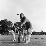Eston Ladies Cricket  1972