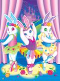 Ballerina Bunnies '92