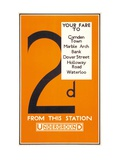 2d Your Fare to: Camden Town