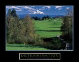 Determination – Golf