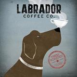 Labrador Coffee Co. Reproduction d'art par Ryan Fowler