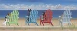 Rainbow Chair Tails