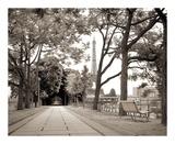 Promenade et Tour Eiffel