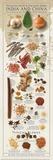 Regional Spices - India & China Reproduction d'art par Ziegler/Keating