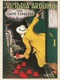Victoria Arduino, 1922 Reproduction d'art par Leonetto Cappiello