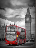 London Westminster Bridge Traffic