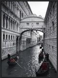 Bridge of Sighs  Doge's Palace  Venice  Italy