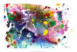 Miaou Reproduction d'art par Lora Zombie