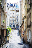 Street Windows - In the Style of Oil Painting Giclée par Philippe Hugonnard