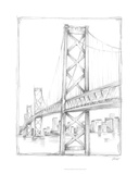 Suspension Bridge Study II