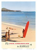 Fly Pan American to Hawaii - Pan American Airways