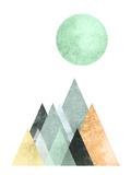 Geometric Art 41 Reproduction d'art par Pop Monica