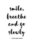 Smile Breathe