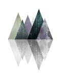 Geometric Art 9 Reproduction d'art par Pop Monica