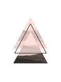 Geometric Art 52 Reproduction d'art par Pop Monica