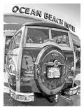 Ocean Beach Woodie 9