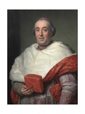 Portrait of Cardinal Zelada  1773