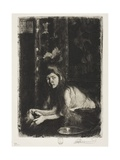 Woman with a Vase  1894