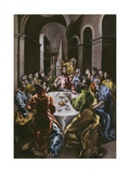 The Feast in the House of Simon  1608-14