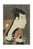 The Actor Otani Oniji III as Edobei  1794