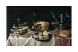 Still Life  1625-30