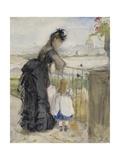 On the Balcony  1871-72