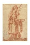 Samian Sibyl  C1630