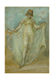 Green and Blue: the Dancer  C1893