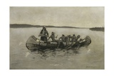This Was a Fatal Embarkation  1898