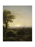 New England Scenery  1839