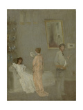 The Artist in His Studio  1865-66