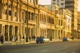 The Malecon  Centro Habana  Havana  Cuba