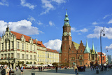 The Rynek (Market Square) and the Old Town Hall